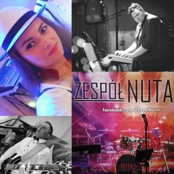Zespół Weselny NUTA 100% zabawy i świetnej muzyki, Zespoły weselne Rybnik
