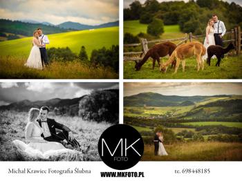 Naturalna fotografia z nutą artyzmu MKFOTO last minute 2021, Fotograf ślubny, fotografia ślubna Przemyśl