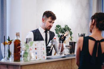 Drink Bar, Cocktail Bar na twoje wesele -NO LIMIT! PerfectParty APEROL, Barman na wesele Gorlice