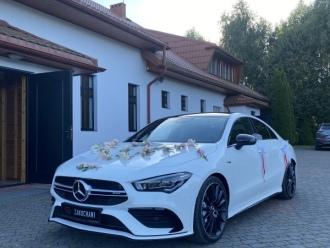 Mercedes CLA35, S klasa, Audi A6, Audi Q7, BMW X5 - WeddingCar4You ❗️🥇,  Warszawa