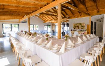 Pajda Mazur - przyjęcia weselne blisko natury, Sale weselne Ruciane-Nida