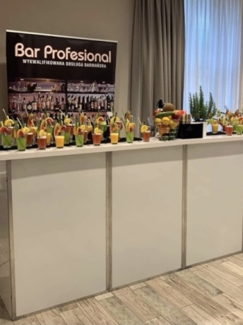Bar Profesional - Wykwalifikowana obsługa barmańska, Barman na wesele Mogilno