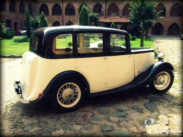 Standard 12/4 - 1935r. Zabytkowy samochód do ślubu, Łódź - zdjęcie 1