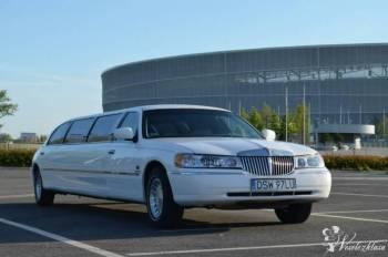 Przepiękna i luksusowa limuzyna do ślubu! MoonLi, Samochód, auto do ślubu, limuzyna Niemcza