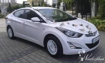 Białe auto do ślubu 400PLN, Samochód, auto do ślubu, limuzyna Rybnik