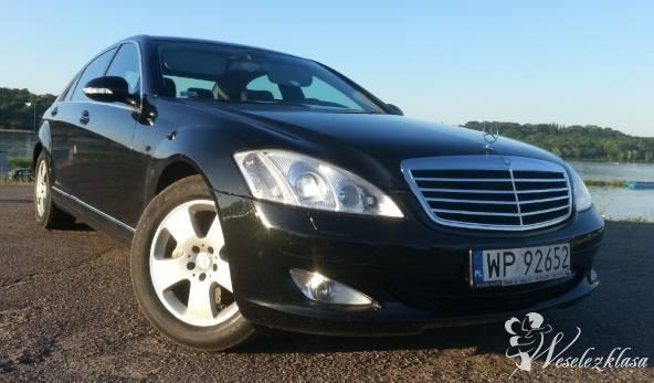 Mercedes S klasa - klasyka i komfort, Płock - zdjęcie 1
