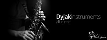 Dyjakinstruments Profesjonalna obsługa imprez +sax, DJ na wesele Halinów