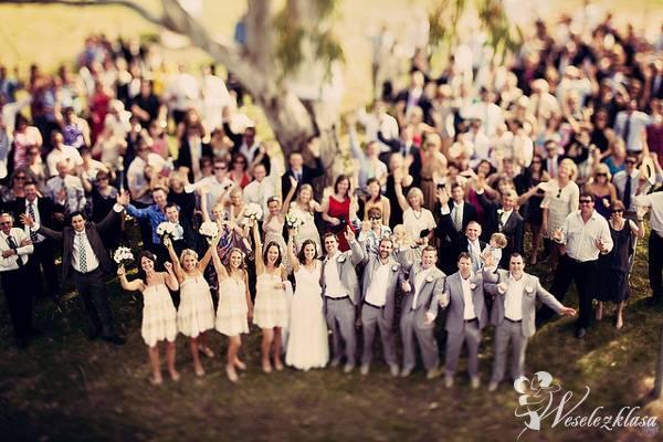 Filmowanie wesela z powietrza, Turek - zdjęcie 1