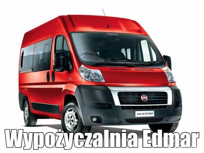 Wypożyczalnia busów 9 osobowych, Warszawa - zdjęcie 1