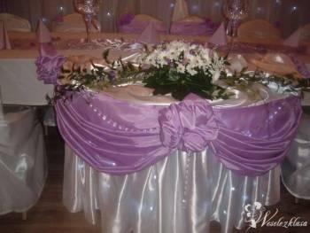 Dekoracje weselne i ślubne. Studio dekoracji JAGO, Dekoracje ślubne Brzeg Dolny
