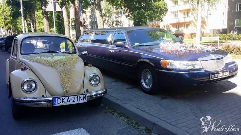 Wynajem Limuzyny - London Taxi - Garbus - Mustang, Kamienna Góra - zdjęcie 1