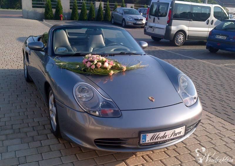 Porsche - Cabrio do ślubu - luksus i prestiż, Chełmiec - zdjęcie 1