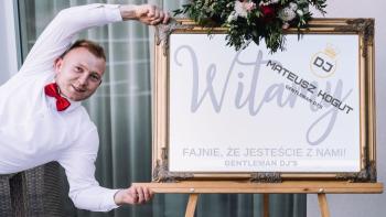 ⭐⭐⭐⭐⭐Dj Mateusz Pirotechnika/ Napis LOVE /Ciężki dym/ maskotki/tv, DJ na wesele Świdwin