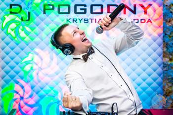 Dj Pogodny Krystian Pogoda-najbardziej pogodny😄dj i konferansjer🎤, DJ na wesele Łaziska Górne