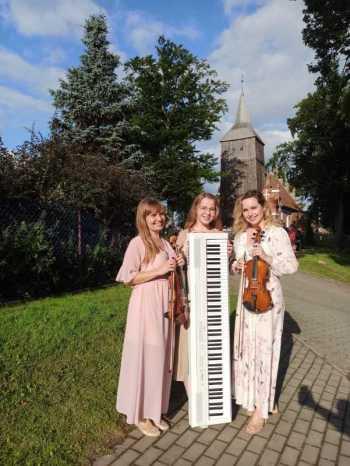 ŚPIEW, SKRZYPCE, AKOMPANIAMENT, Oprawa muzyczna ślubu Olsztyn