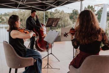 VISION TRIO -trio smyczkowe, Oprawa muzyczna ślubu Chrzanów