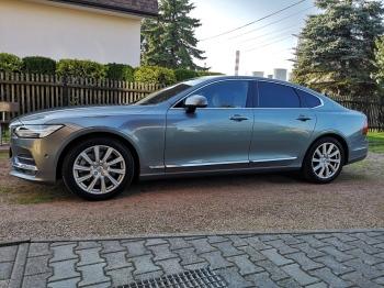 Volvo S90 T6 do ślubu - Elegancja z pazurkiem., Samochód, auto do ślubu, limuzyna Tychy