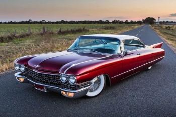 Auto do Ślubu Cadillac DeVille 1960 Samochód na Wesele, Samochód, auto do ślubu, limuzyna Radom