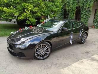 Maserati do ślubu,  Przeworsk