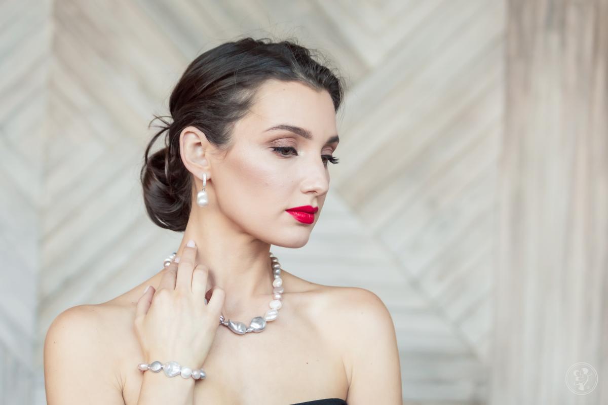 Biżuteria marki Ausprit - perły, złoto, srebro, Poznań - zdjęcie 1
