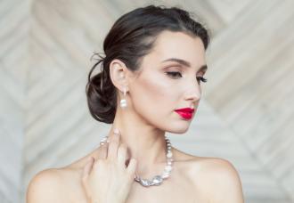 Biżuteria marki Ausprit - perły, złoto, srebro,  Poznań