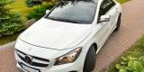 Samochód do ślubu, auto na wesele Mercedes CLA 250, Kościerzyna - zdjęcie 4