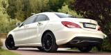 Samochód do ślubu, auto na wesele Mercedes CLA 250, Kościerzyna - zdjęcie 5