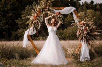 Dekoratornia - Zakochani w naturze, Dekoracje ślubne Koziegłowy