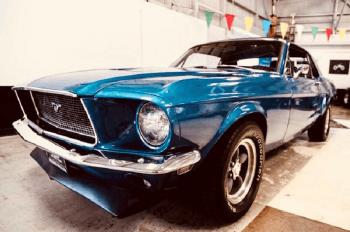 Świat Klasyków - auta do ślubu | Polonez, Fiat 126p, Ford Mustang