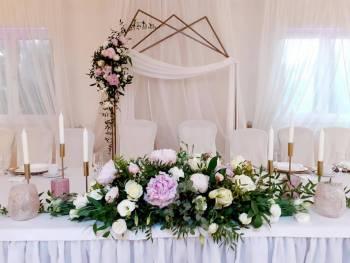 Ozdobimy Zaślubiny - Dekoracje ślubne i florystyka, Dekoracje ślubne Czeladź