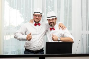 DJ ADAM I DJ ROBERT | MOŻLIWOŚĆ PAKIETU z FOTOGRAFEM, DJ na wesele Czempiń