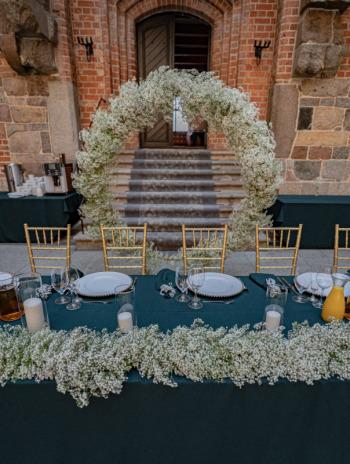 Detale na Bale - dekoracje ślubne i weselne