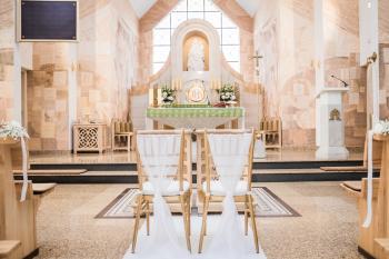 Event Strefa - dekoracje ślubne sal, kościoła & animacje dla dzieci, Dekoracje ślubne Grudziądz