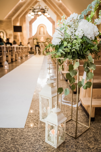 Event Strefa - dekoracje ślubne sal, kościoła & animacje dla dzieci