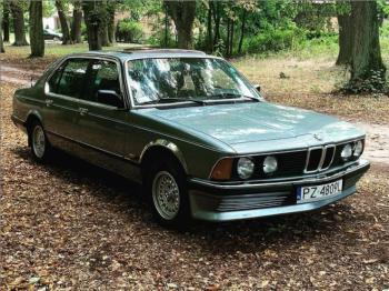 BMW klasyk 1986, Samochód, auto do ślubu, limuzyna Kępno