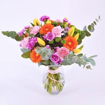 Usługi florystyczne oraz dekoracje, Bukiety ślubne Andrychów