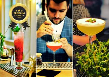 Barmani na Wesele. BaniaLuka Bar | Drinki, koktajle na Twoim przyjęciu, Barman na wesele Nowy Sącz