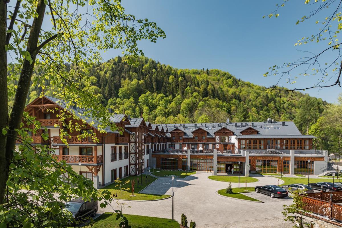 Hotel Szczawnica Park - Sala Bankietowa Residence, Szczawnica - zdjęcie 1