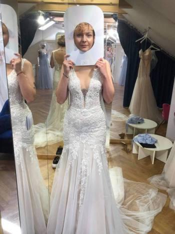 ANALIZA KOLORYSTYCZNA / ATRAKCJA NA WIECZORY PANIEŃSKIE, Salon sukien ślubnych Libiąż