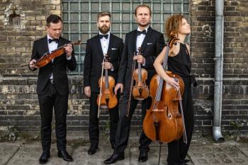 Kwartet Opera - elegancki kwartet smyczkowy inny niż wszystkie!, Oprawa muzyczna ślubu Lębork