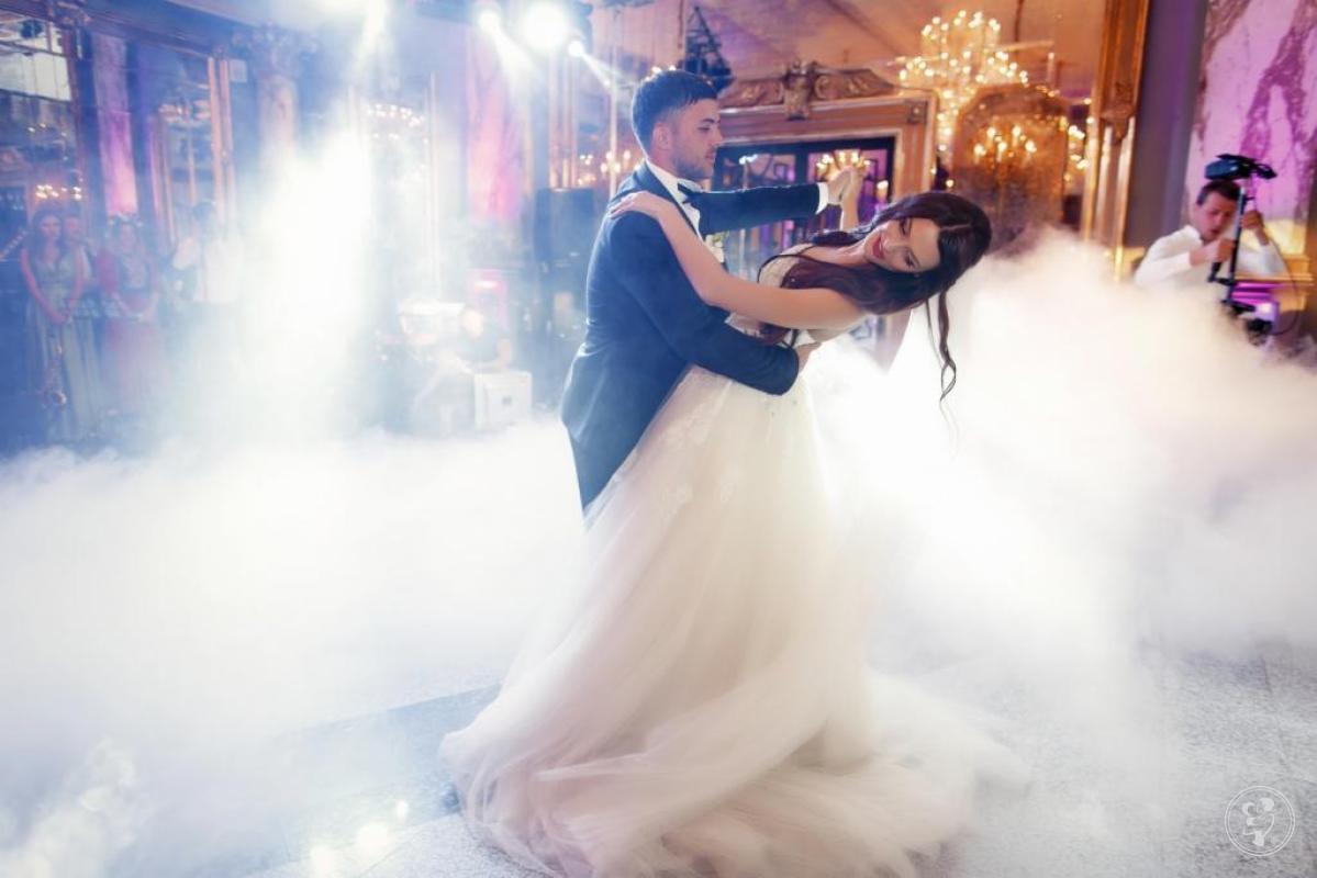 Ciężki dym na wesele - taniec w chmurach, Katowice - zdjęcie 1