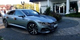 Auto do ślubu nowy Volkswagen Arteon R-line, Sidzina - zdjęcie 4