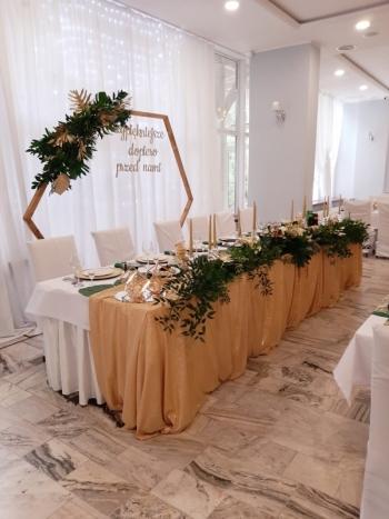 WM Vision Dekoracje weselne i eventowe, Dekoracje ślubne Szczytno