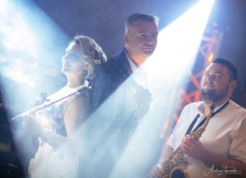 Dj & Violino&Sax ... Oświetlenie,Efekty specjalne !!!, DJ na wesele Choroszcz