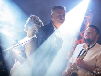 Dj & Violino&Sax ... Oświetlenie,Efekty specjalne !!!,  Białystok