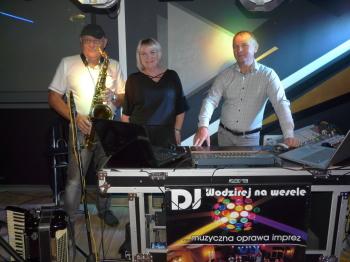 Dj NA WESELE/WODZIREJ OPRAWA MUZYCZNA   na Wesele Saxofon Akordeon, DJ na wesele Nowa Dęba