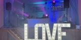 BigSound / DJ / Dekoracje Światłem / Napis Love / Live Act, Zielona Góra - zdjęcie 3