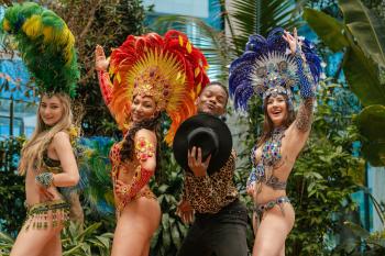 Pokaz tańca- Caribbean Dream Dancers- Taniec i animacje, Pokaz tańca na weselu Gdańsk