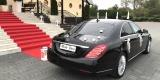 Mercedes limuzyna do ślubu, Białobrzegi - zdjęcie 2