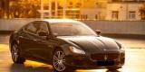 Limuzyna do ślubu / Maserati Quattroporte, Warszawa - zdjęcie 5